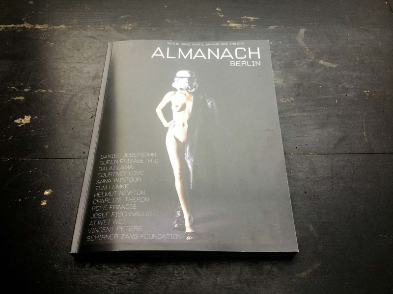Almanach Berlin Spring 2016