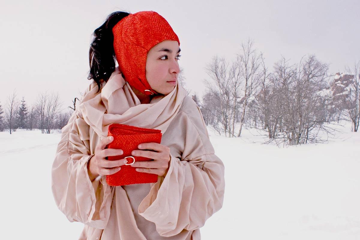 9lachsleder_tasche_fotoshooting_winter