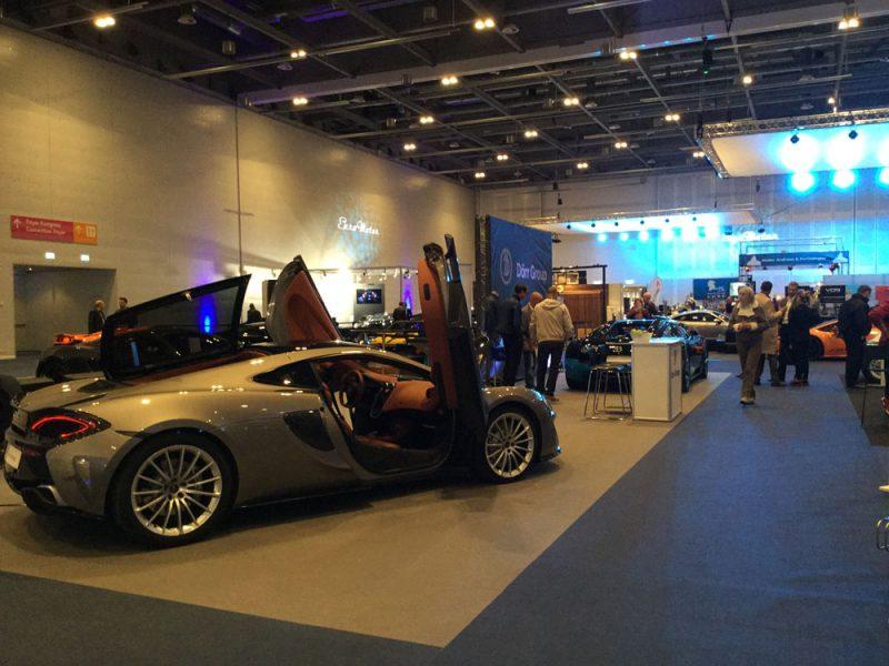 Glänzen wie der Lamborghini – Rothöll auf der EuroMotor 2016
