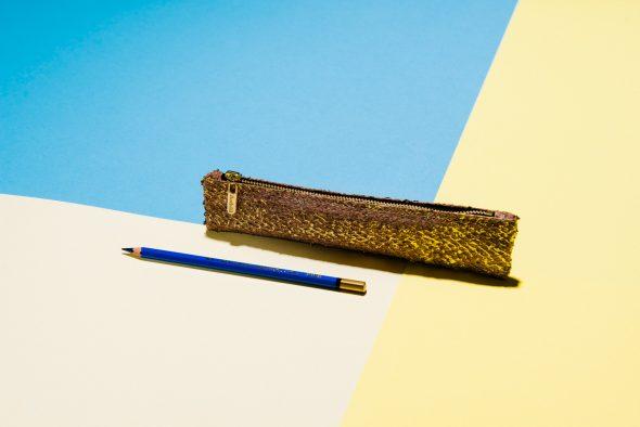 Fischleder Etui für Stifte