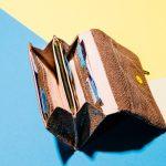 Fischleder Geldbörse
