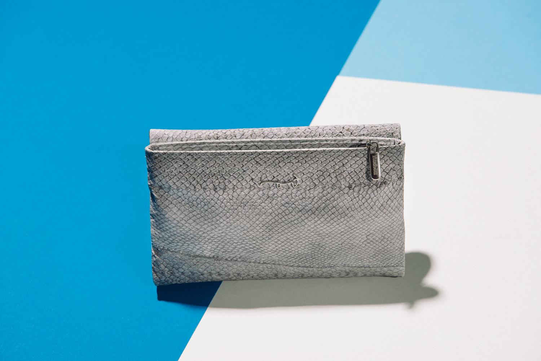 Fish Leather Bag