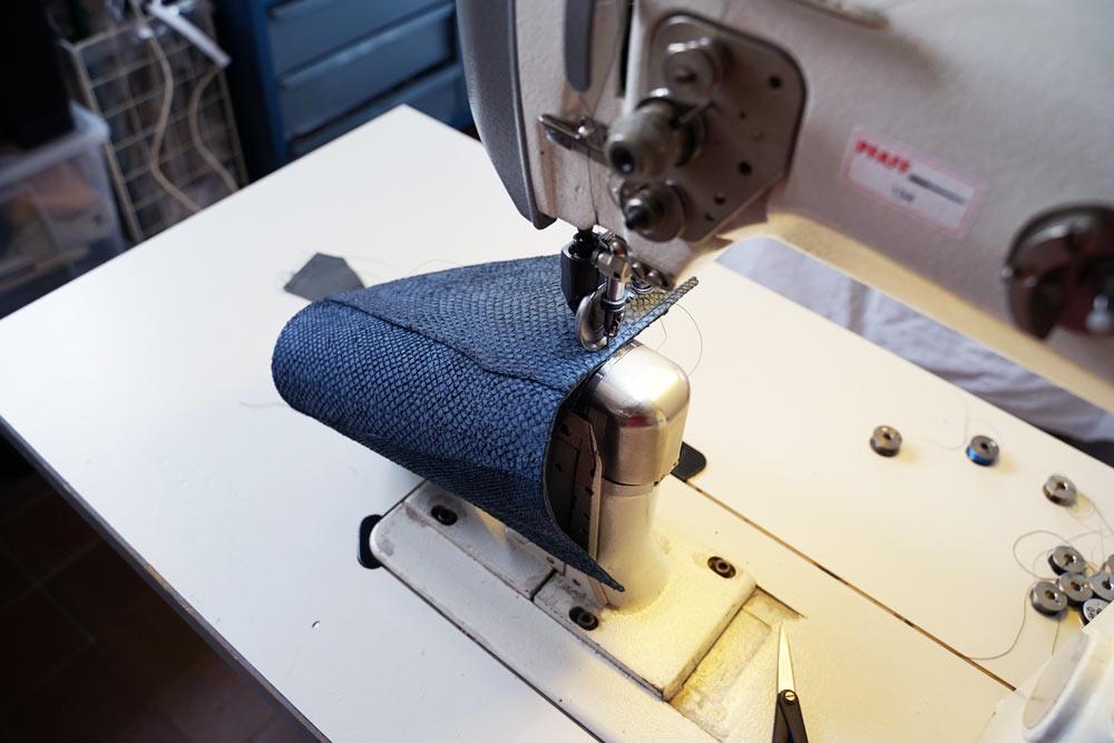handwerk craft handtasche
