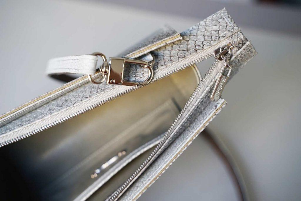 Fischleder Tasche