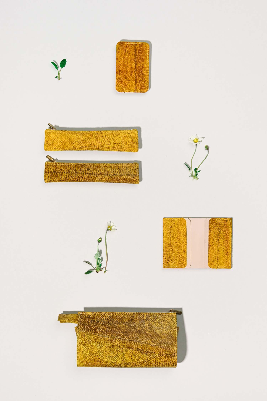 Rothöll Accessoires aus Fischleder