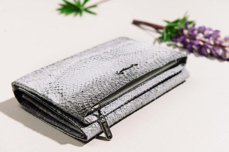 Handtasche aus Fischleder von Rothöll