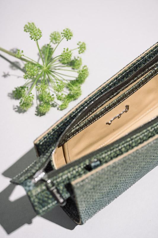 Abendtasche Nachhaltige Mode