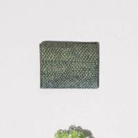 Portemonnaie aus Lachsleder