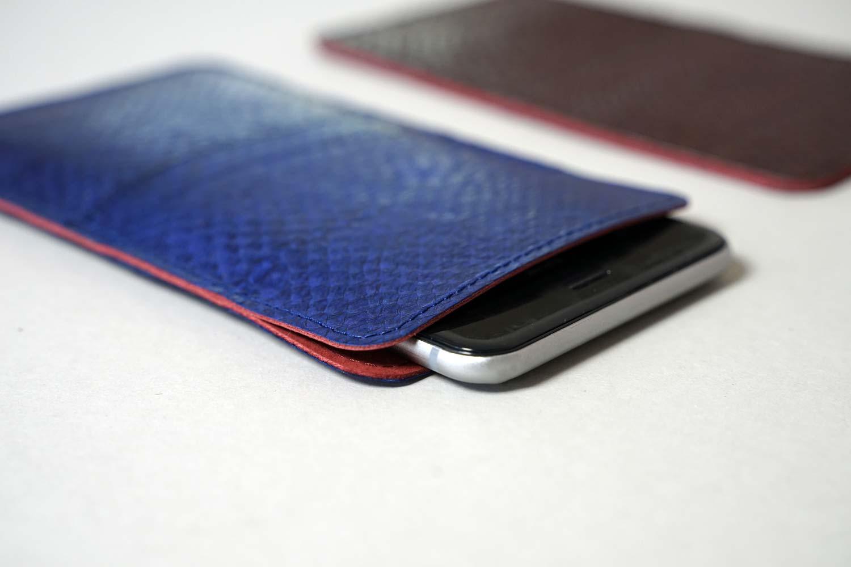iPhone Case Leder
