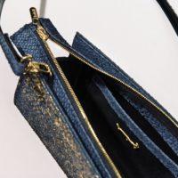 Abendtasche dunkelblau