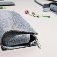 handtasche aus fischleder handbag from fish leather